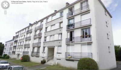 Appartement Nantes &bull; <span class='offer-area-number'>45</span> m² environ &bull; <span class='offer-rooms-number'>2</span> pièces