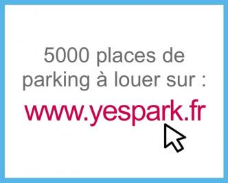 Parking St Barthelemy d Anjou &bull; <span class='offer-area-number'>10</span> m² environ