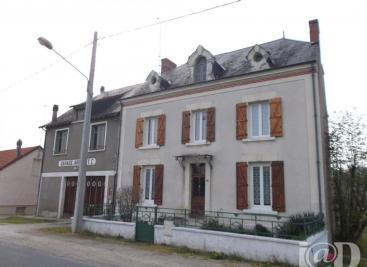 Maison Villentrois &bull; <span class='offer-area-number'>127</span> m² environ &bull; <span class='offer-rooms-number'>6</span> pièces