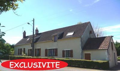 Maison La Guerche sur L Aubois &bull; <span class='offer-area-number'>210</span> m² environ &bull; <span class='offer-rooms-number'>10</span> pièces