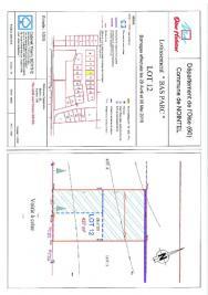 Terrain Nointel &bull; <span class='offer-area-number'>427</span> m² environ