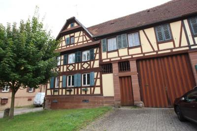 Maison Obermodern Zutzendorf &bull; <span class='offer-area-number'>185</span> m² environ &bull; <span class='offer-rooms-number'>10</span> pièces