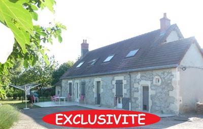 Maison Germigny sur Loire &bull; <span class='offer-area-number'>170</span> m² environ &bull; <span class='offer-rooms-number'>8</span> pièces