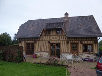 Maison Pont Audemer &bull; <span class='offer-area-number'>115</span> m² environ &bull; <span class='offer-rooms-number'>4</span> pièces