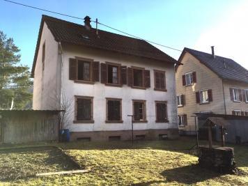 Maison Ste Croix aux Mines &bull; <span class='offer-area-number'>140</span> m² environ &bull; <span class='offer-rooms-number'>6</span> pièces