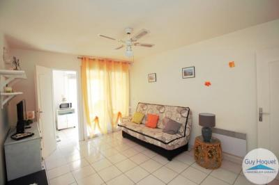 Appartement Canet en Roussillon &bull; <span class='offer-area-number'>36</span> m² environ &bull; <span class='offer-rooms-number'>1</span> pièce
