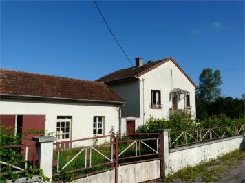 Maison Epinac &bull; <span class='offer-area-number'>60</span> m² environ &bull; <span class='offer-rooms-number'>3</span> pièces