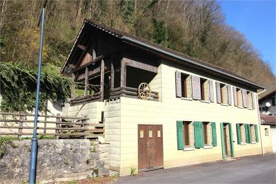 Maison St Hippolyte &bull; <span class='offer-area-number'>95</span> m² environ &bull; <span class='offer-rooms-number'>4</span> pièces