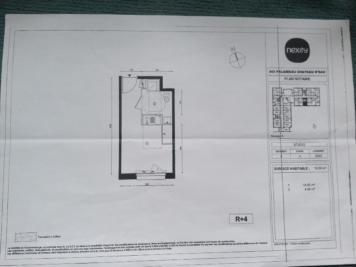 Appartement Palaiseau &bull; <span class='offer-area-number'>19</span> m² environ &bull; <span class='offer-rooms-number'>1</span> pièce