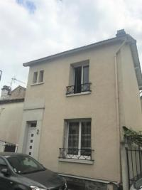 Maison Pierrefitte sur Seine &bull; <span class='offer-area-number'>55</span> m² environ &bull; <span class='offer-rooms-number'>3</span> pièces