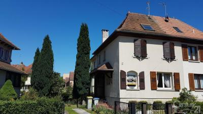 Maison Strasbourg &bull; <span class='offer-area-number'>120</span> m² environ &bull; <span class='offer-rooms-number'>5</span> pièces