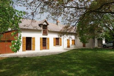 Maison La Chapelle Vendomoise &bull; <span class='offer-area-number'>136</span> m² environ &bull; <span class='offer-rooms-number'>6</span> pièces