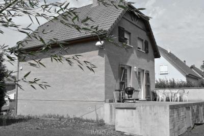 Maison Wittenheim &bull; <span class='offer-area-number'>90</span> m² environ &bull; <span class='offer-rooms-number'>5</span> pièces