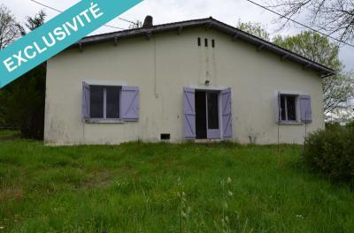 Maison Le Fleix &bull; <span class='offer-area-number'>86</span> m² environ &bull; <span class='offer-rooms-number'>3</span> pièces