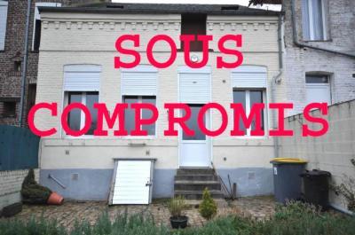 Maison Le Cateau Cambresis &bull; <span class='offer-area-number'>91</span> m² environ &bull; <span class='offer-rooms-number'>6</span> pièces