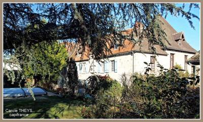 Maison Evaux les Bains &bull; <span class='offer-area-number'>300</span> m² environ &bull; <span class='offer-rooms-number'>8</span> pièces