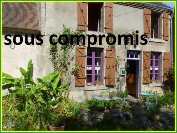 Maison Crozon sur Vauvre &bull; <span class='offer-area-number'>109</span> m² environ &bull; <span class='offer-rooms-number'>4</span> pièces