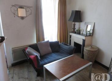 Appartement Paris 18 &bull; <span class='offer-area-number'>26</span> m² environ &bull; <span class='offer-rooms-number'>1</span> pièce