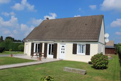 Maison Ourville en Caux &bull; <span class='offer-area-number'>95</span> m² environ &bull; <span class='offer-rooms-number'>4</span> pièces