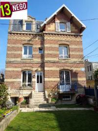 Maison St Aubin sur Mer &bull; <span class='offer-area-number'>113</span> m² environ &bull; <span class='offer-rooms-number'>8</span> pièces