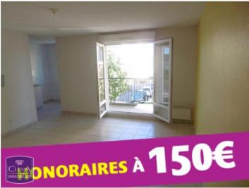 Appartement Vierzon &bull; <span class='offer-area-number'>48</span> m² environ &bull; <span class='offer-rooms-number'>2</span> pièces