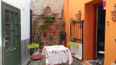 Maison Villelongue de la Salanque &bull; <span class='offer-area-number'>50</span> m² environ &bull; <span class='offer-rooms-number'>2</span> pièces