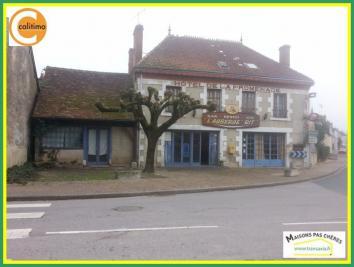 Maison Mezieres en Brenne &bull; <span class='offer-area-number'>292</span> m² environ &bull; <span class='offer-rooms-number'>12</span> pièces