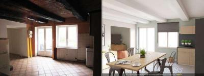 Maison Calorguen &bull; <span class='offer-area-number'>80</span> m² environ &bull; <span class='offer-rooms-number'>4</span> pièces