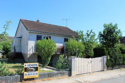 Maison La Ferte St Aubin &bull; <span class='offer-area-number'>59</span> m² environ &bull; <span class='offer-rooms-number'>3</span> pièces