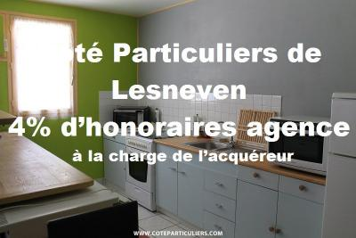 Appartement Lesneven &bull; <span class='offer-area-number'>53</span> m² environ &bull; <span class='offer-rooms-number'>3</span> pièces