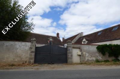 Maison St Benoit sur Loire &bull; <span class='offer-area-number'>225</span> m² environ &bull; <span class='offer-rooms-number'>3</span> pièces