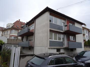 Appartement Colmar &bull; <span class='offer-area-number'>69</span> m² environ &bull; <span class='offer-rooms-number'>3</span> pièces