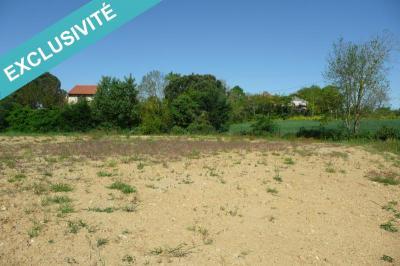 Terrain Bonrepos sur Aussonnelle &bull; <span class='offer-area-number'>1 608</span> m² environ