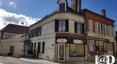 Maison Aix en Othe &bull; <span class='offer-area-number'>95</span> m² environ &bull; <span class='offer-rooms-number'>3</span> pièces