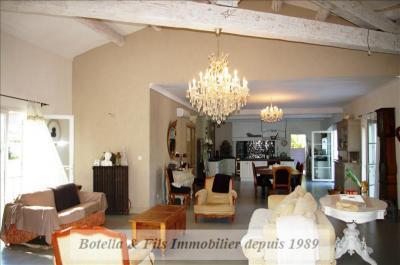Maison Goudargues &bull; <span class='offer-area-number'>267</span> m² environ &bull; <span class='offer-rooms-number'>7</span> pièces