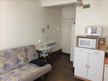 Appartement Foix &bull; <span class='offer-area-number'>15</span> m² environ &bull; <span class='offer-rooms-number'>1</span> pièce