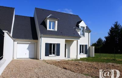 Maison Nargis &bull; <span class='offer-area-number'>160</span> m² environ &bull; <span class='offer-rooms-number'>6</span> pièces
