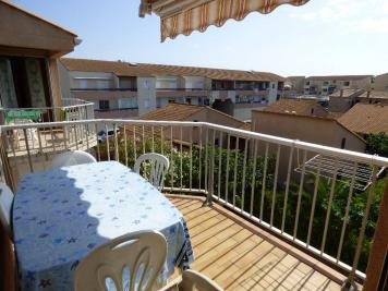 Appartement Marseillan Plage &bull; <span class='offer-area-number'>28</span> m² environ &bull; <span class='offer-rooms-number'>2</span> pièces