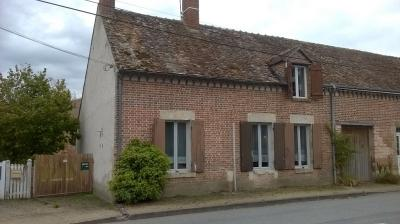 Maison Vannes sur Cosson &bull; <span class='offer-area-number'>121</span> m² environ &bull; <span class='offer-rooms-number'>4</span> pièces