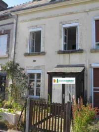 Maison Le Mele sur Sarthe &bull; <span class='offer-area-number'>58</span> m² environ &bull; <span class='offer-rooms-number'>3</span> pièces