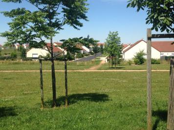 Terrain Meung sur Loire &bull; <span class='offer-area-number'>665</span> m² environ