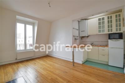 Appartement Paris 20 &bull; <span class='offer-area-number'>32</span> m² environ &bull; <span class='offer-rooms-number'>2</span> pièces