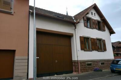 Maison Hochfelden &bull; <span class='offer-area-number'>110</span> m² environ &bull; <span class='offer-rooms-number'>4</span> pièces