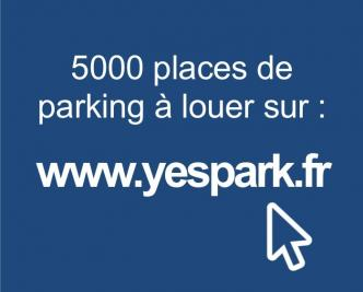 Parking Champs sur Marne &bull; <span class='offer-area-number'>18</span> m² environ