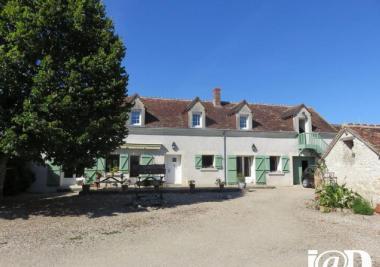 Maison St Genou &bull; <span class='offer-area-number'>255</span> m² environ &bull; <span class='offer-rooms-number'>7</span> pièces