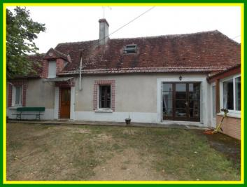 Maison Gracay &bull; <span class='offer-area-number'>80</span> m² environ &bull; <span class='offer-rooms-number'>5</span> pièces