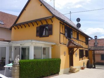 Maison Marlenheim &bull; <span class='offer-area-number'>130</span> m² environ &bull; <span class='offer-rooms-number'>5</span> pièces