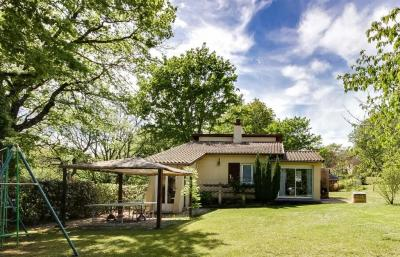 Maison St Sulpice sur Leze &bull; <span class='offer-area-number'>90</span> m² environ &bull; <span class='offer-rooms-number'>4</span> pièces