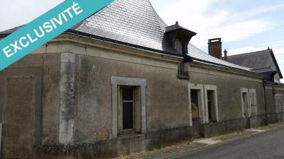 Maison Bauge &bull; <span class='offer-area-number'>196</span> m² environ &bull; <span class='offer-rooms-number'>5</span> pièces