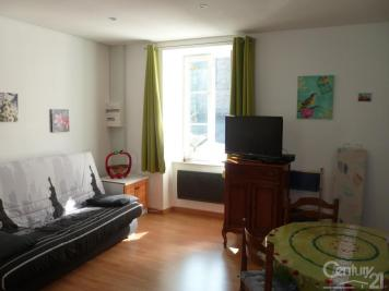Appartement St Pair sur Mer &bull; <span class='offer-area-number'>22</span> m² environ &bull; <span class='offer-rooms-number'>1</span> pièce